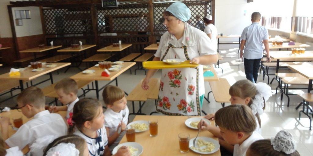 Госдума может обязать школы обеспечивать ученикам горячее питание