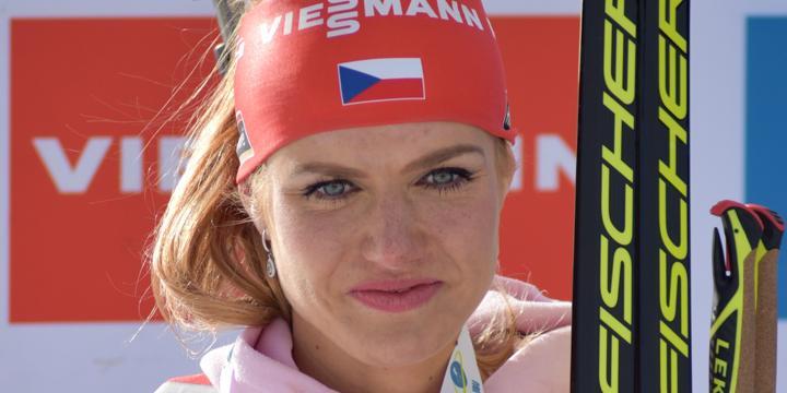 Чешская биатлонистка, требовавшая отстранить Россию от Олимпиады, сама пропустит Игры