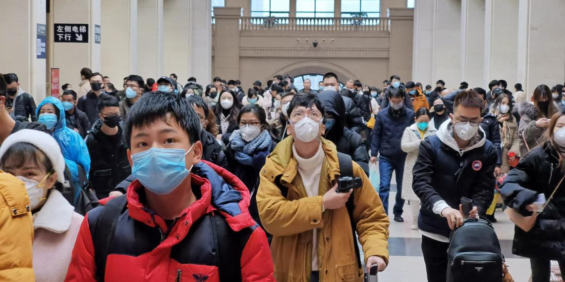 Китай объявил об окончании эпидемии коронавируса