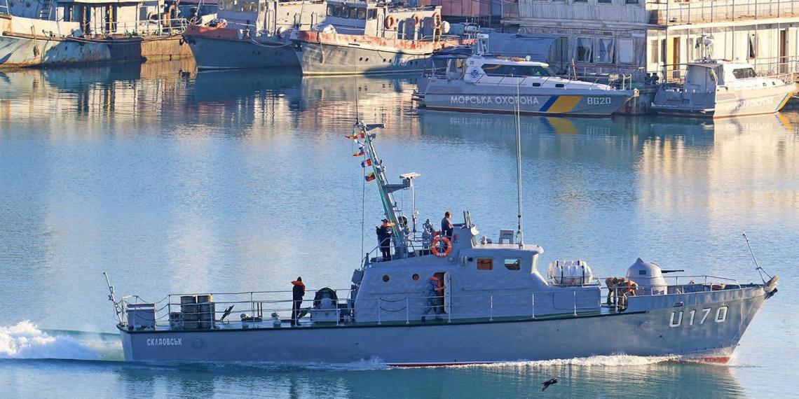 Украинского военного будут судить за повреждение корабля на глазах у коллег из НАТО