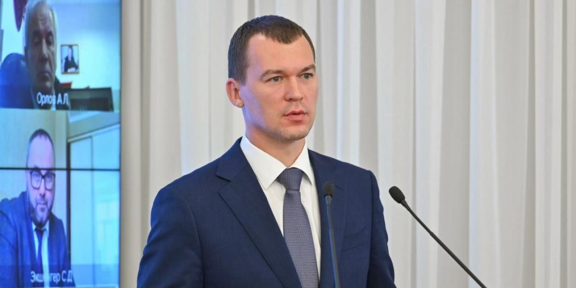 Дегтярев назвал явку на выборах в Хабаровском крае рекордной за шесть лет