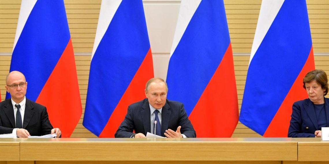 """""""Пока я президент, у нас не будет родителя №1 и №2"""": Путин высказался о закреплении понятия брак в Конституции"""