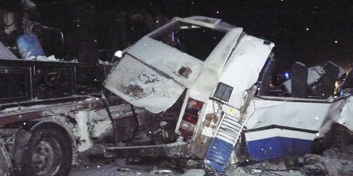 Водитель автобуса рассказал свою версию смертельной аварии в ХМАО
