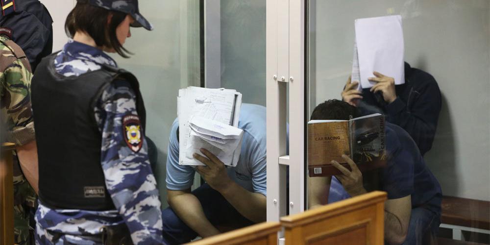 Подмосковным полицейским, допустившим попытку побега членов банды GTA, дали условные сроки