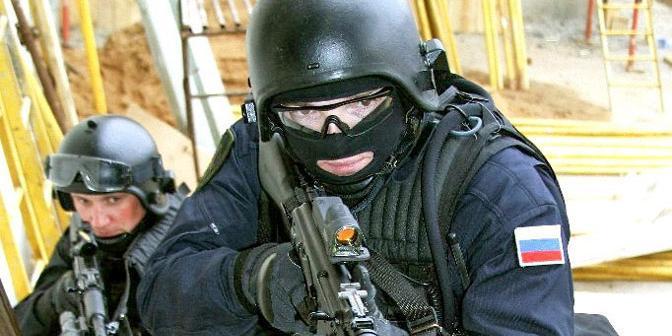 В Новосибирской области ФСБ штурмовала отдел МВД