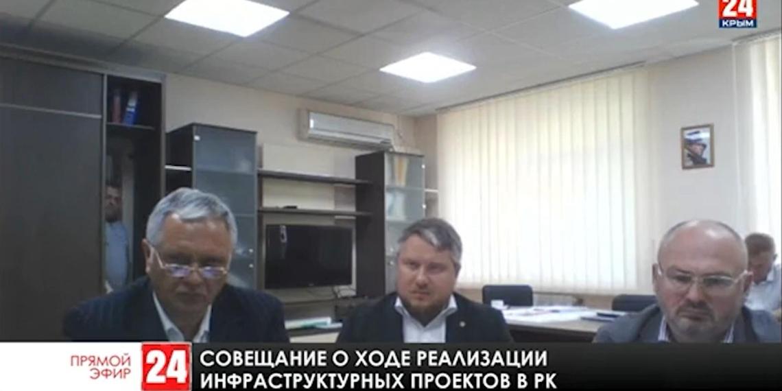 На совещании у Аксенова внезапно вышел человек из шкафа
