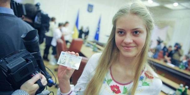 Белоруссия не признает документом новые украинские ID-паспорта