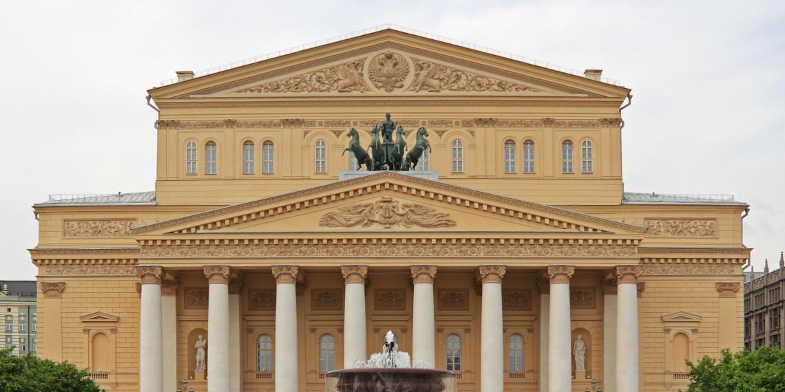 Убытки Большого театра превысили 1 млрд рублей