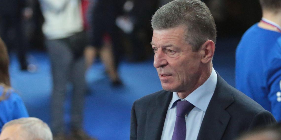 Козак признал отсутствие прорыва на встрече в Берлине в нормандском формате