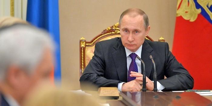 Путин назвал условия возобновления соглашения с США об утилизации плутония