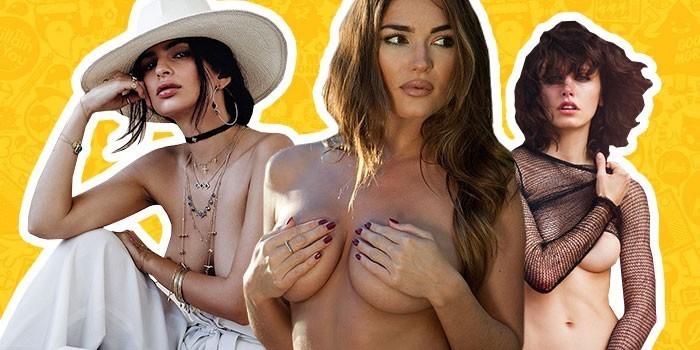Самые сексуальные фотосессии недели (21 марта - 25 марта)