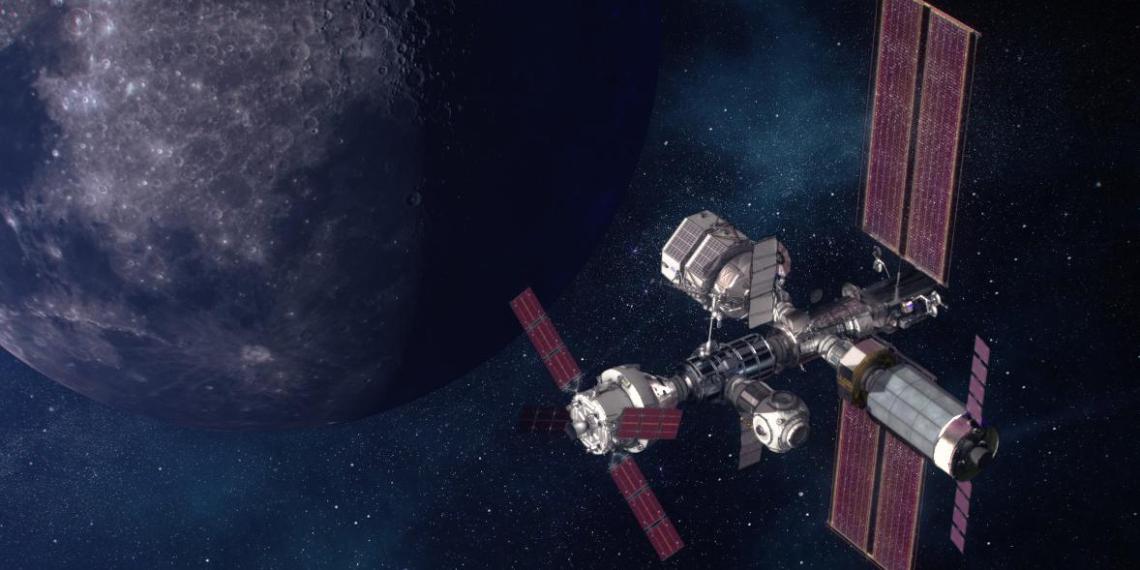 """""""Соглашения Артемиды"""" позволят США осуществлять военную деятельность на Луне"""