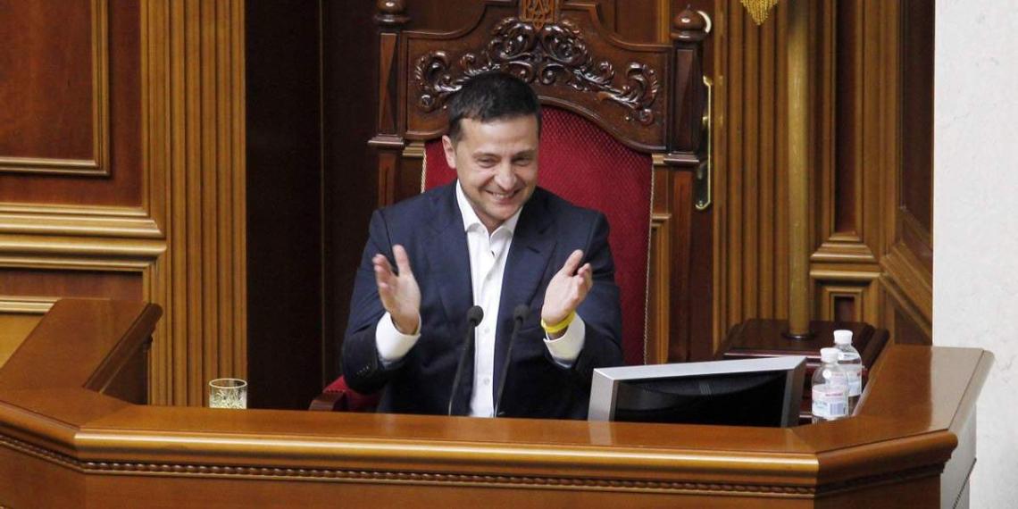 Зеленский обсудит с главой МОК возможность проведения Олимпиады на Украине