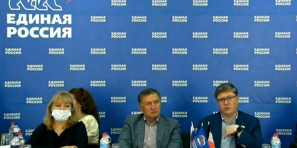 """В """"Единой России"""" назвали повышение качества жизни людей с инвалидностью приоритетом фракции"""