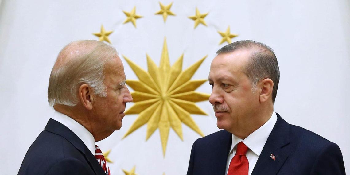 Байден и Эрдоган не смогли договориться по С-400