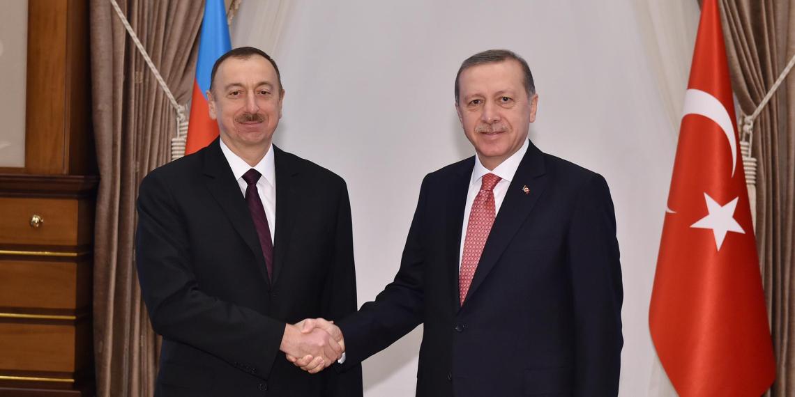 Эрдоган потребовал вернуть Карабах Азербайджану