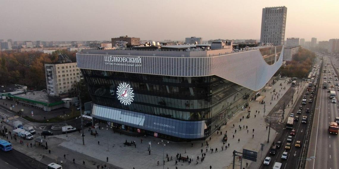 """В Москве открылся крупнейший в стране автовокзал """"Центральный"""""""