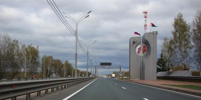 Россия вводит пограничную зону на границе с Белоруссией