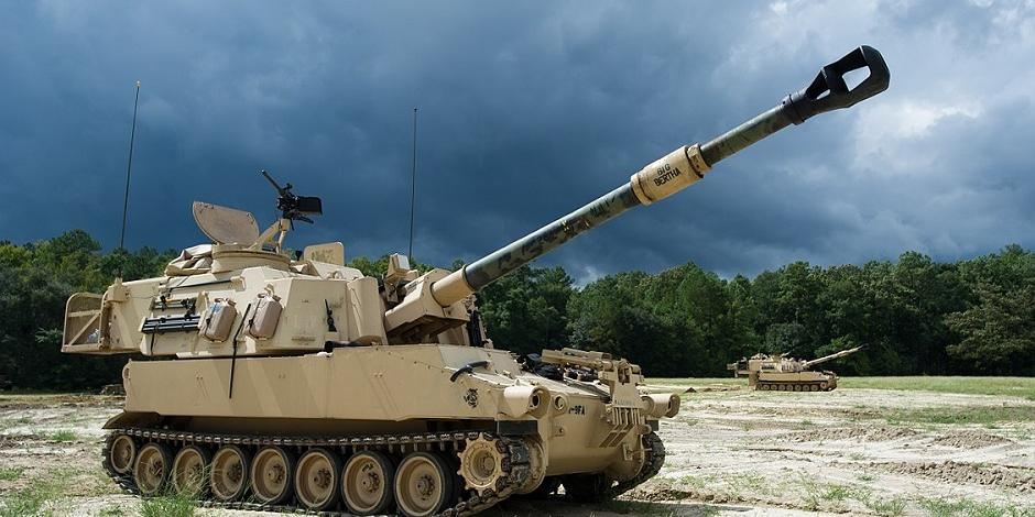 СМИ сообщили о подготовке США к масштабной войне на суше