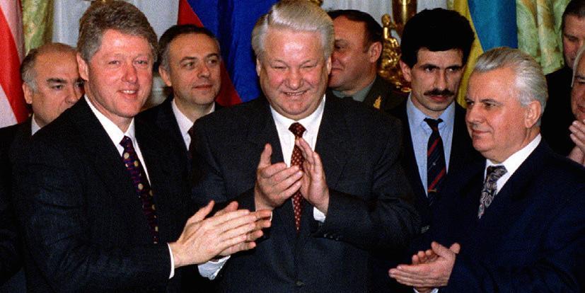 Первый президент Украины оценил ущерб от сдачи ядерного оружия в $250 млрд