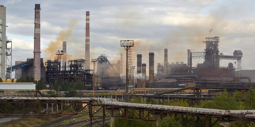 Углеродный налог ЕС обойдется России в €1,1 млрд в год