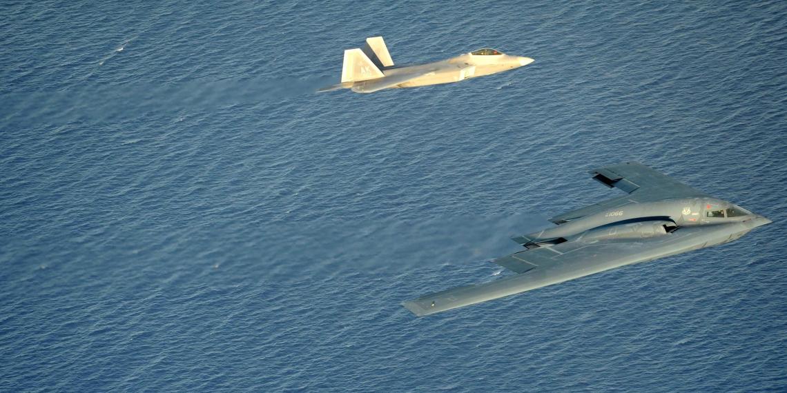 СМИ: ВВС США готовятся к