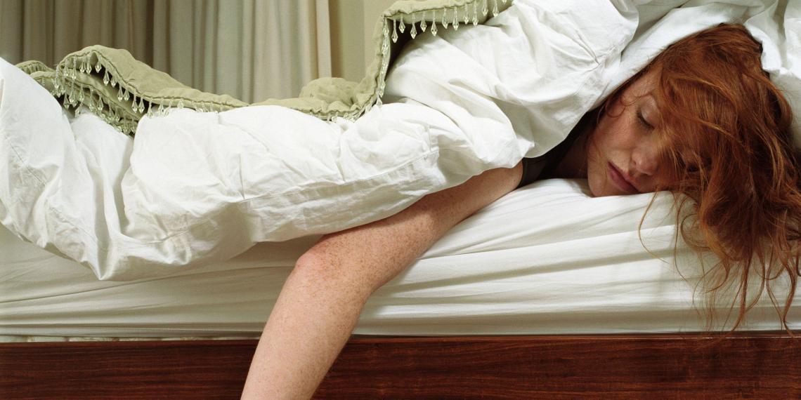 """""""Это в моем духе"""": девушка с похмелья обнаружила в постели незнакомого кобеля"""