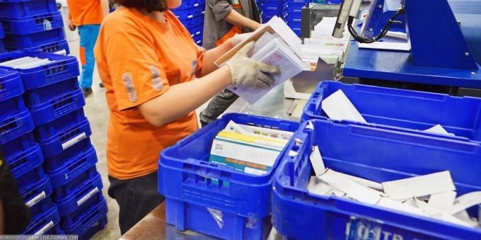 В Чите у сестры почтальона нашли две тонны недоставленных писем