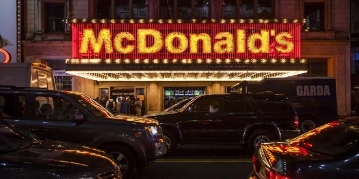 Экс-сотрудник Белого дома устроился на работу в McDonald's