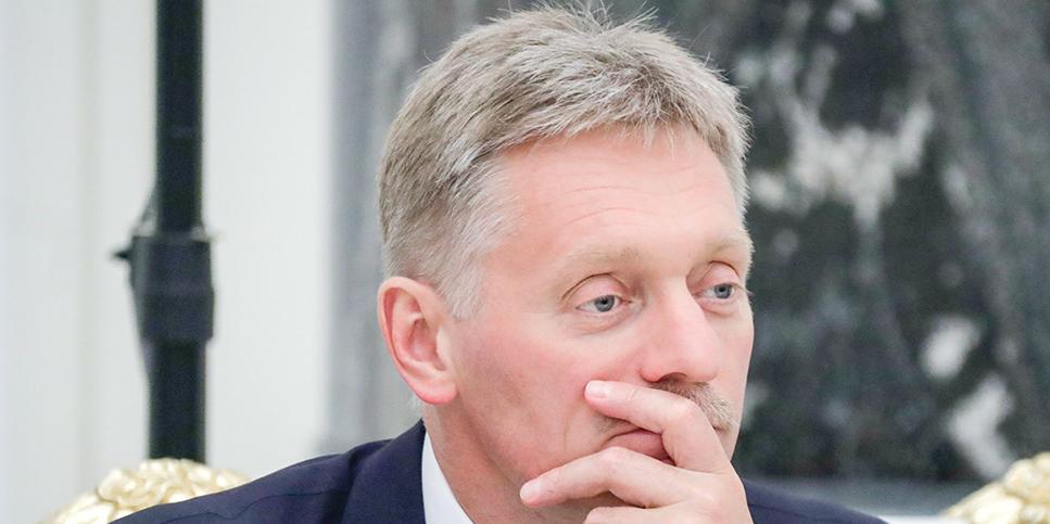 """Кремль ответил на требования Госдепа к """"Газпрому"""""""