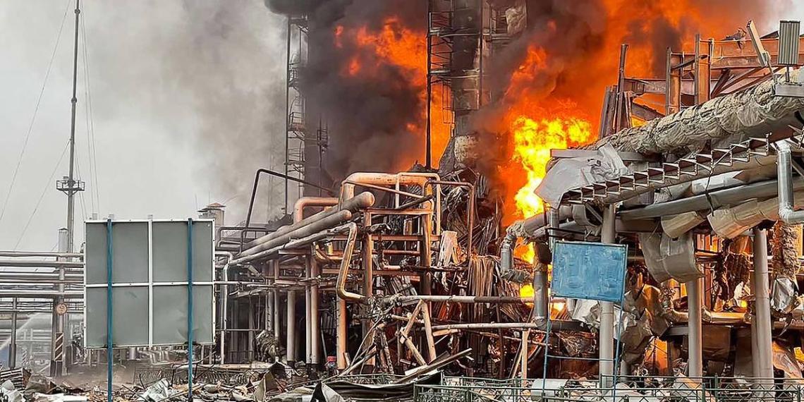 После аварии в Уренгое цена газа в ЕС достигла $555 за тысячу кубометров