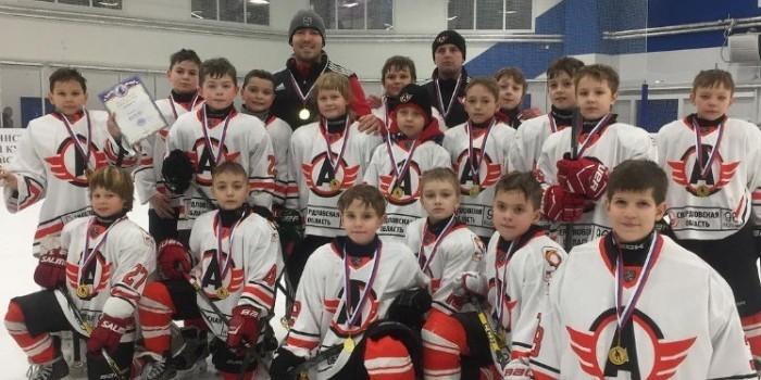 Видео дня: трюки восьмилетних российских хоккеистов восхитили пользователей сети