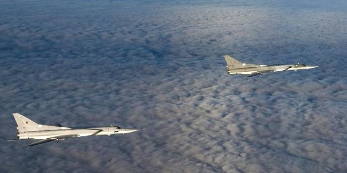 Россия снова применила в Сирии дальние бомбардировщики Ту-22М3