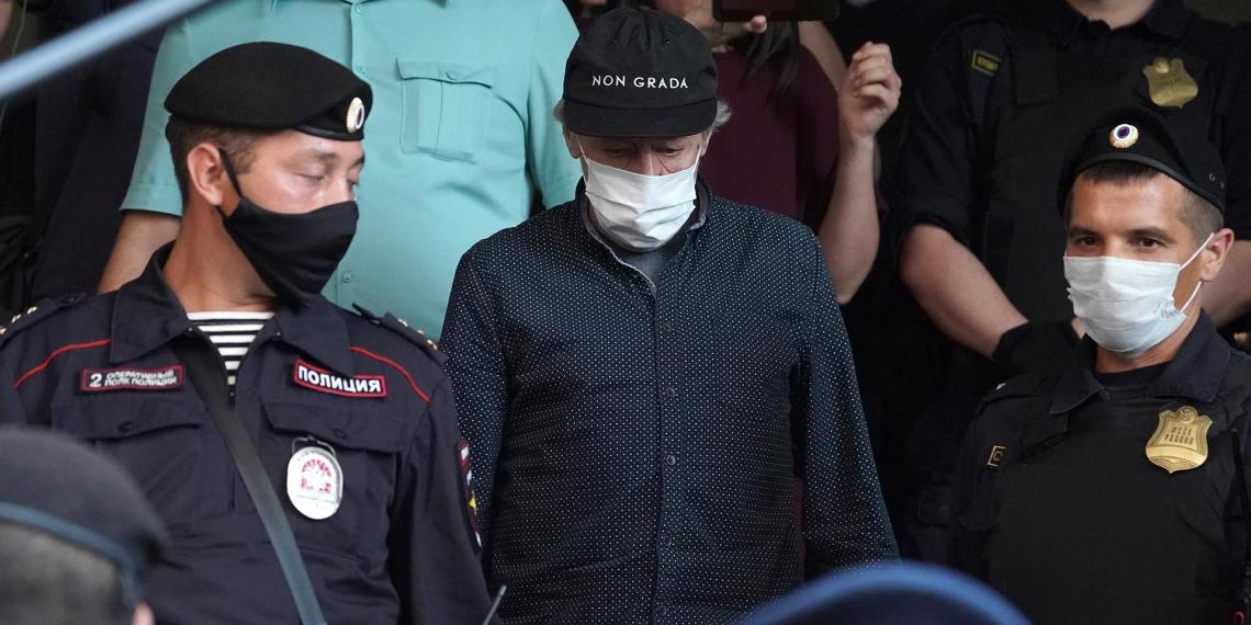 """Ефремов попросил выполнить его """"последнее желание после приговора к казни"""""""