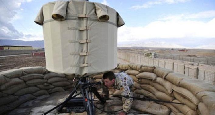 К ополченцам могла попасть антиминометная радарная система из США