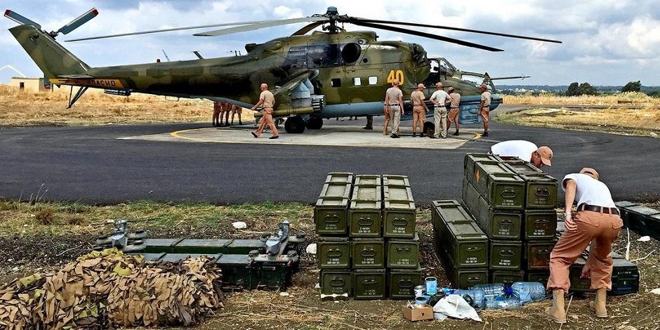 Минобороны подтвердило потери военных при обстреле боевиками базы Хмеймим