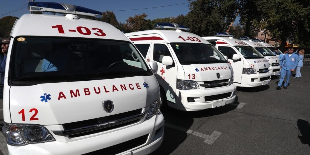 Российские военные попали в ДТП в Армении, один погиб