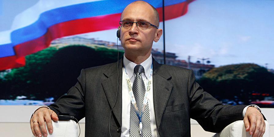 Кириенко: госорганам требуются специалисты по интернет-коммуникациям