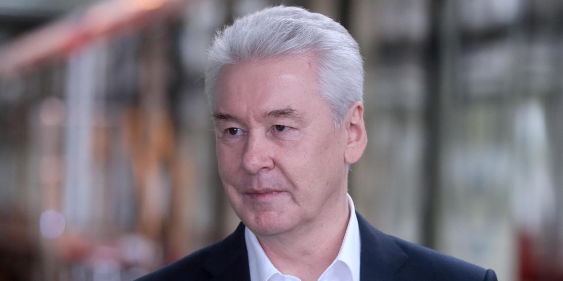 Собянин записался на электронное голосование в Москве