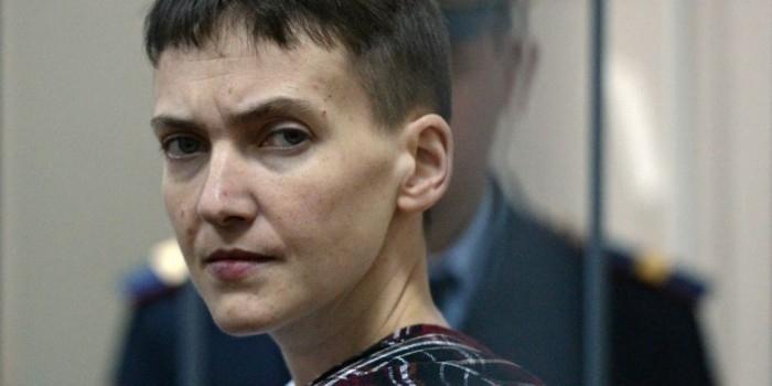 Госдеп требует от России освободить Надежду Савченко