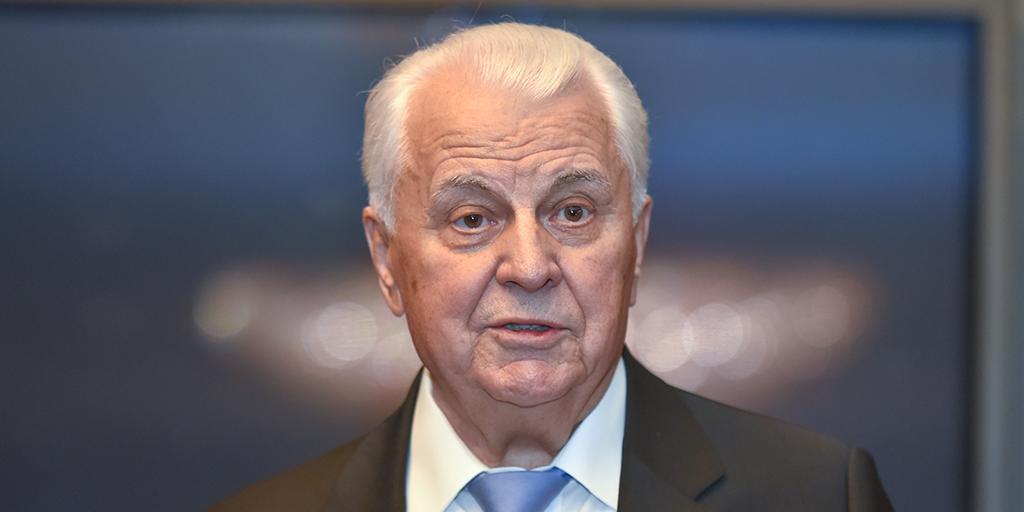 Кравчук предложил Украине продавать воду Крыму