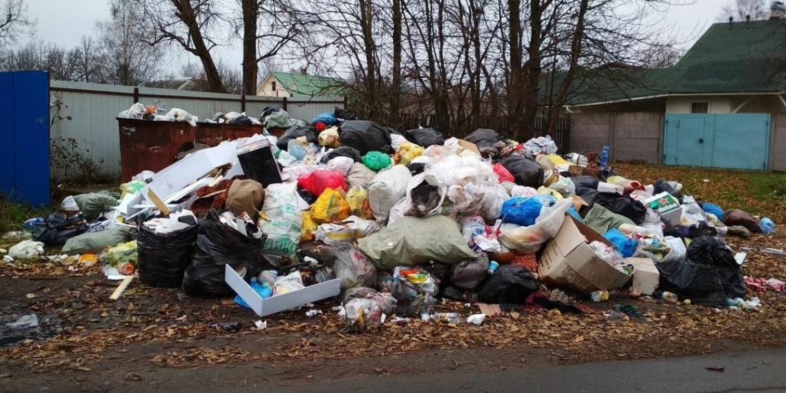 В Магадане могут ввести режим ЧС из-за проблем с мусором