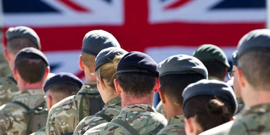 Forbes счел британскую армию бесполезной в войне с Россией