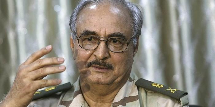 Немецкие СМИ сообщили о планах России открыть военную базу в Ливии