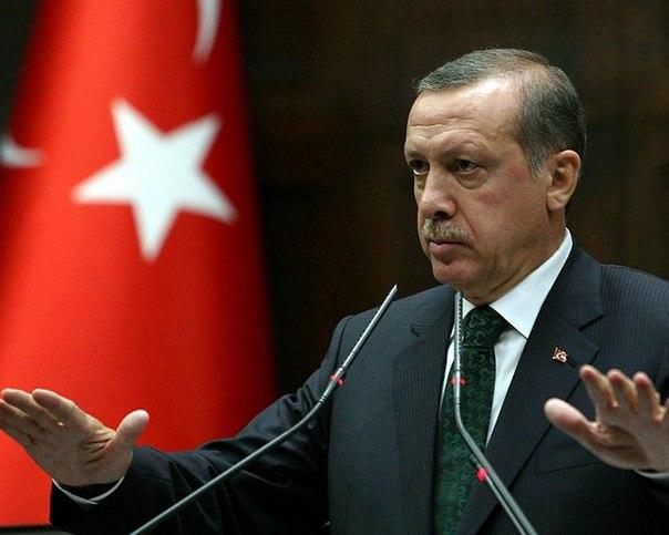 Эрдоган заявил, что Турция уже не хочет в Евросоюз