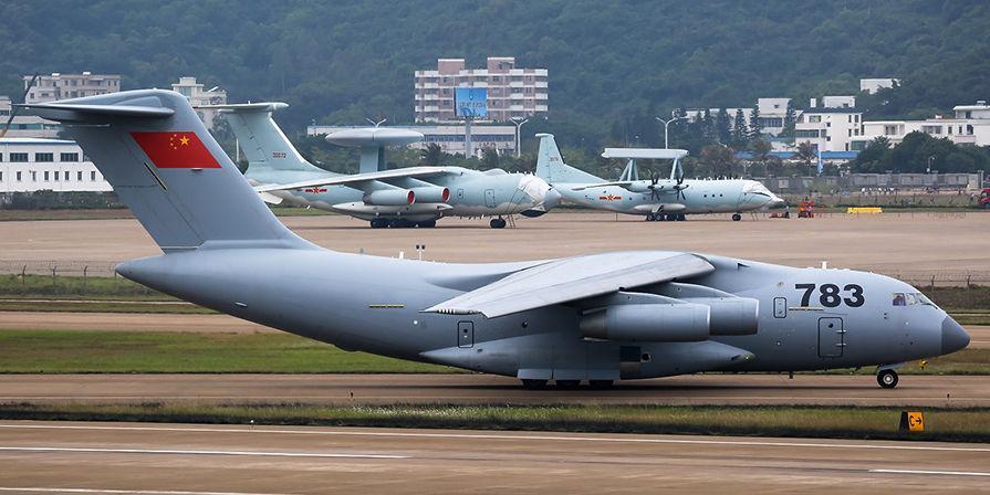 Китай заменил российские авиадвигатели своими более мощными