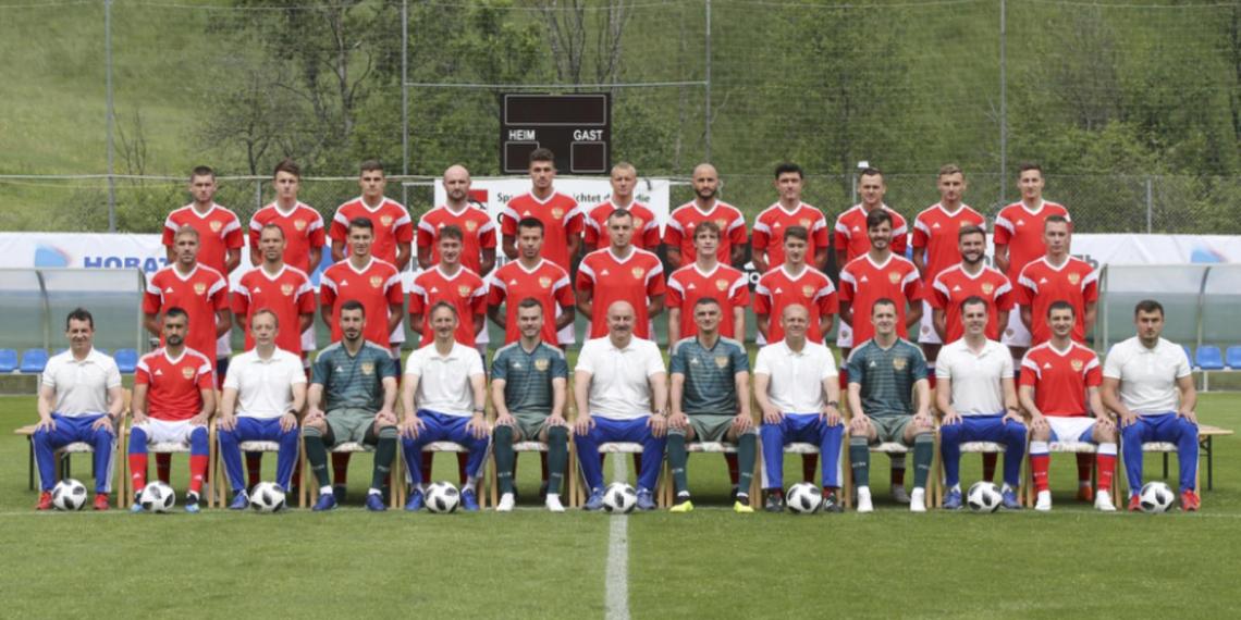 В ФИФА назвали сборную России худшей командой ЧМ-2018