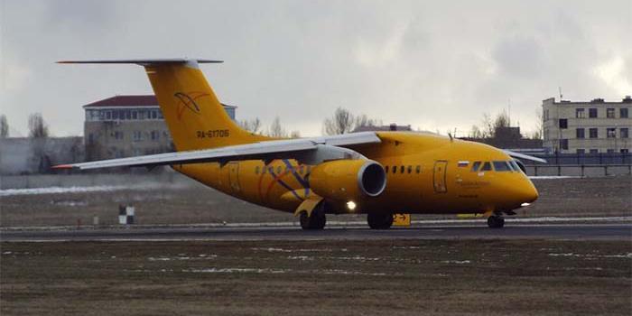 Пассажирский самолет Ан-148 с 71 человеком на борту разбился в Подмосковье