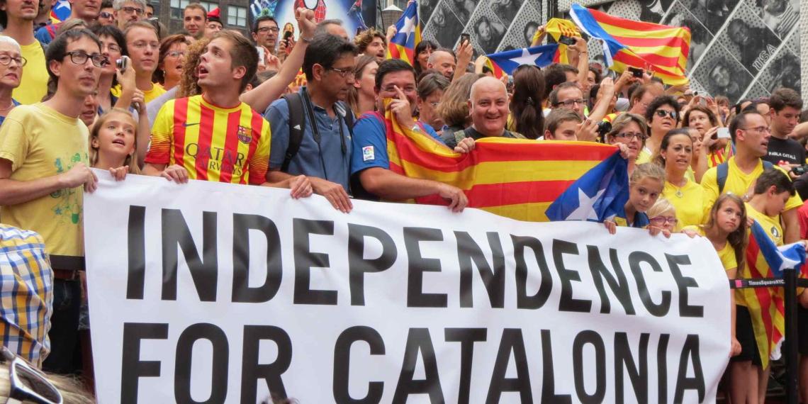 Еврокомиссия опасается начала гражданской войны в Испании