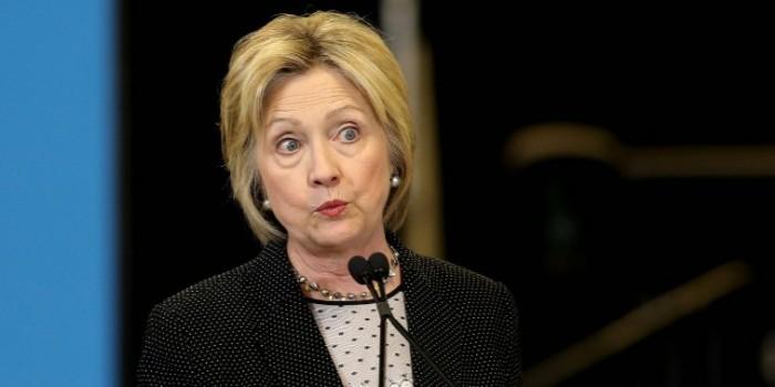 ФБР рассказало о забытом Клинтон в московском отеле секретном документе